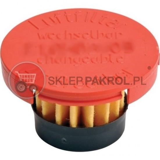 Filtr oleju, odpowietrznik układu hydraulicznego