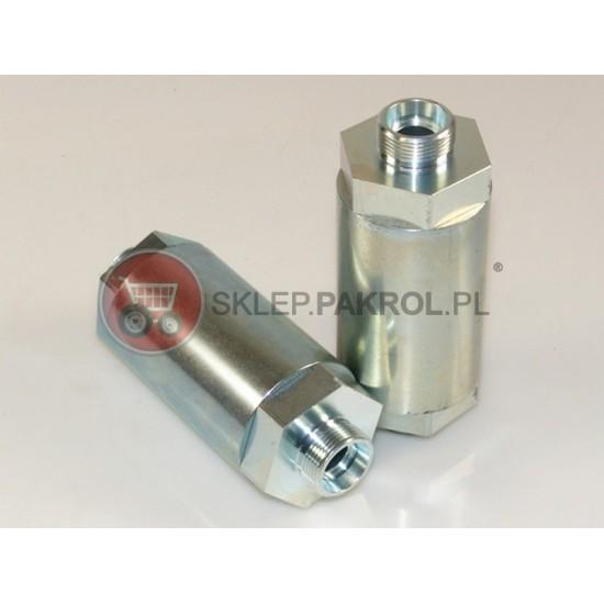 Filtr podciśnienia układu hydrostatycznego