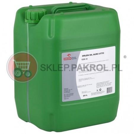 Olej hydrauliczno-przekładniowy AGRO UTTO 10W30 20L