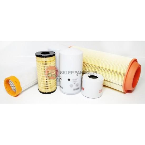 Zestaw filtrów Farmtrac 675 DT