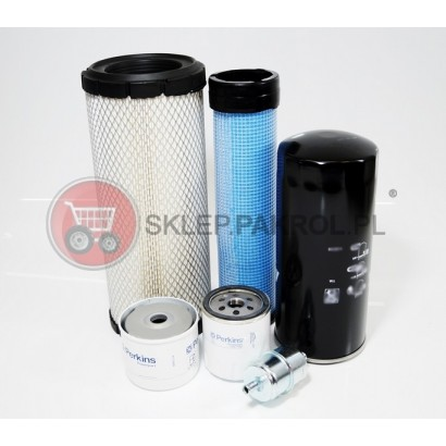 Zestaw filtrów TYM T603