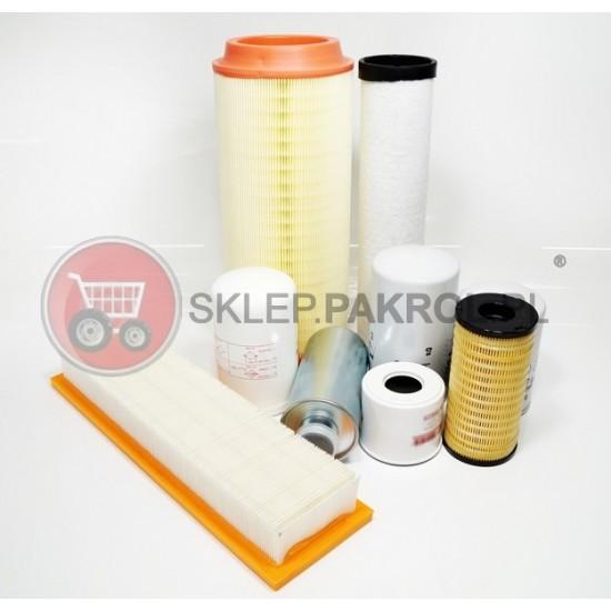 Zestaw filtrów Farmtrac 7100 DT i 7100 DT