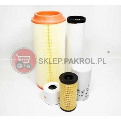 Zestaw filtrów Farmtrac 7100 DT i 7100 DT (250 mtg)