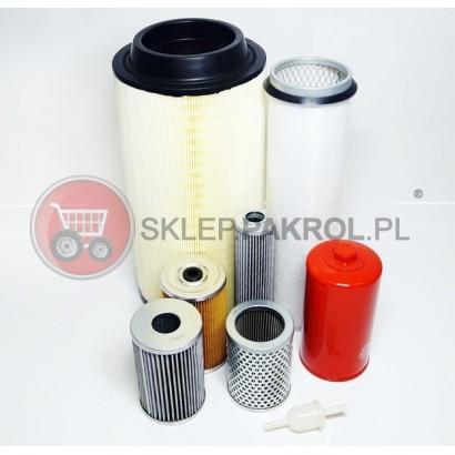 Zestaw filtrów Zetor FORTERRA i FORTERRA HSX