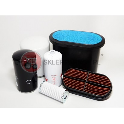 Zestaw filtrów New Holland T5030-T5070