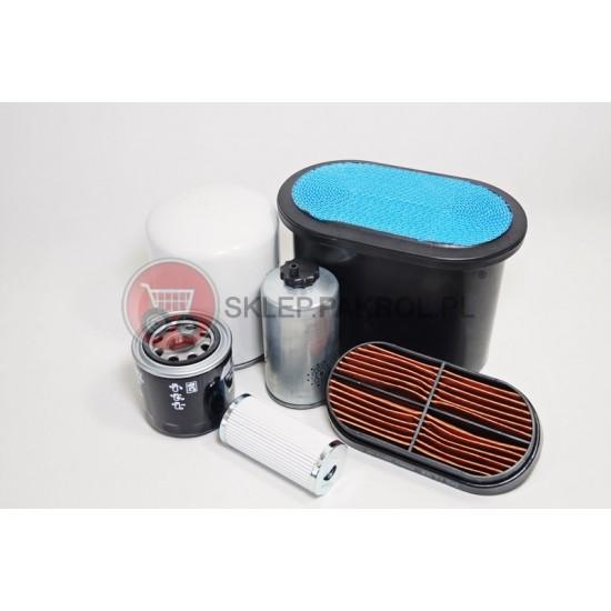 Zestaw filtrów CASE Quantum, New Holland T4000