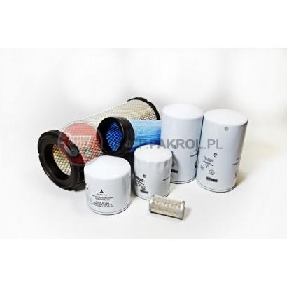Zestaw filtrów Kubota 7040N