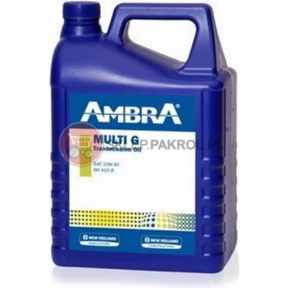Olej przekładniowo-hydrauliczny AMBRA MULTI G 10W30 5L