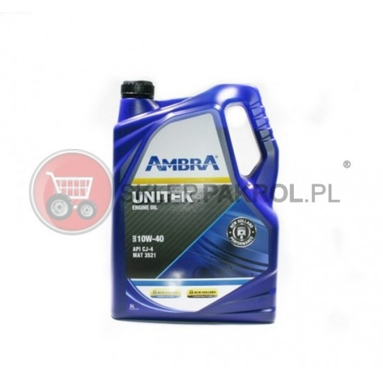 Olej silnikowy AMBRA UNITEK 10W40 5L
