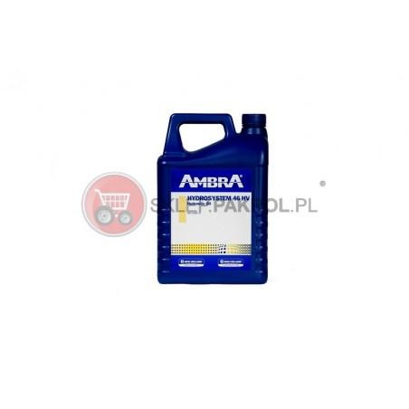 Olej hydrauliczny AMBRA HYDROSYSTEM HV46 5L