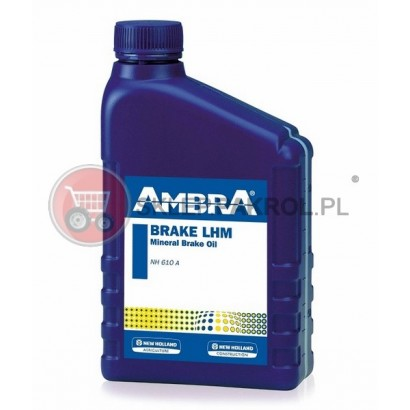Płyn hamulcowy AMBRA BRAKE LHM 1L