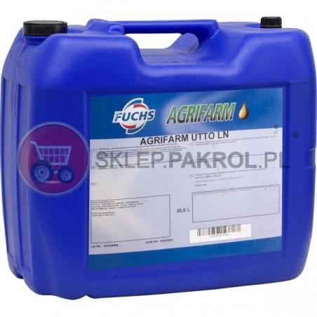 Olej hydrauliczno-przekładniowy FUCHS AGRIFARM UTTO LN 20L