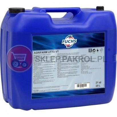 Olej hydrauliczno-przekładniowy FUCHS AGRIFARM UTTO VT 20L