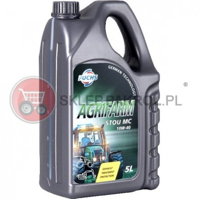 Olej wielofunkcyjny FUCHS AGRIFARM STOU MC 20L