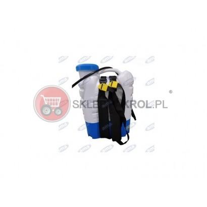 Opryskiwacz plecakowy akumulatorowy 16L