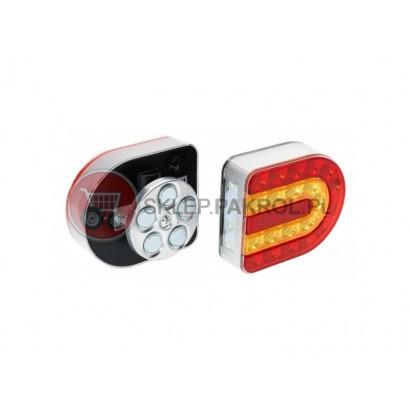 Bezprzewodowy zestaw oświetlenia na magnes