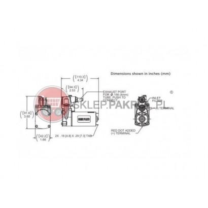 Kompresor fotela pneumatycznego