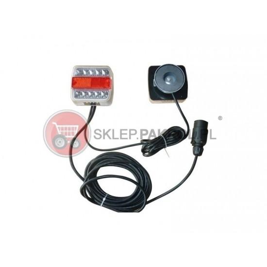 Zestaw oświetlenia na magnes LED