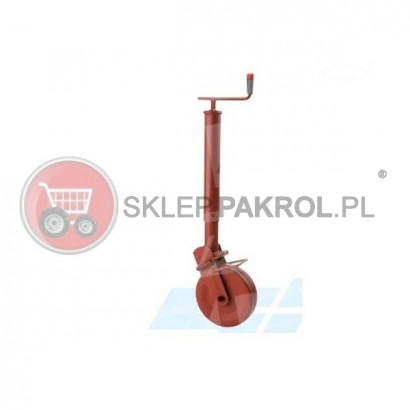 Stopa podporowa z kołem SIMOL M214 300 mm, 1000 kg