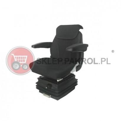Siedzenie z amortyzacją pneumatyczną i płytą obrotową COMFORT