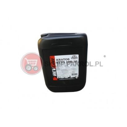 Olej przekładniowo-hydrauliczny KRATOS UTTO 10W30 20L