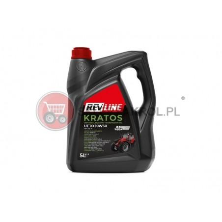 Olej przekładniowo-hydrauliczny KRATOS UTTO 10W30 5L