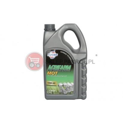 Olej silnikowy FUCHS AGRIFARM MOT 10W40 5L