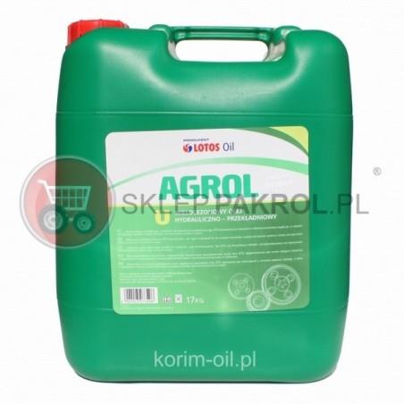 Olej hydrauliczno-przekładniowy AGROL U 20L