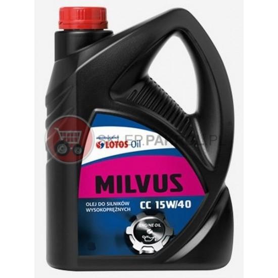 Olej silnikowy Milvus CC 5L