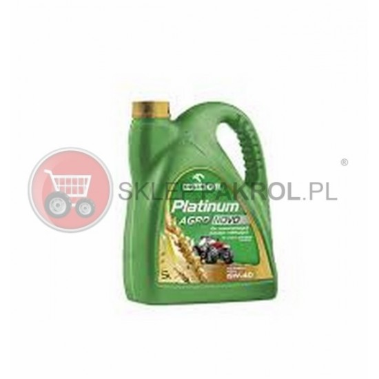 Olej silnikowy PLATINUM AGRO NOVO 15W40