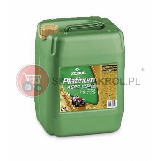 Olej silnikowy PLATINUM AGRO BASIC 15W40 5L