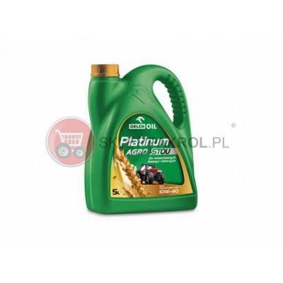Olej silnikowo-przekładniowo-hydrauliczny PLATINUM AGRO STOU 10W40 5L